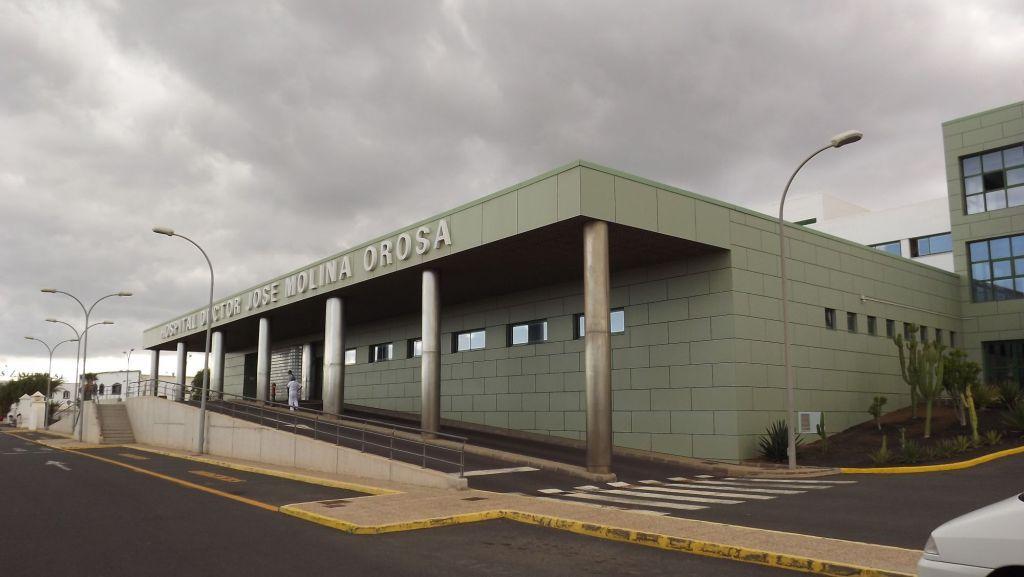 Hospital de lanzarote doctor jose molina orosa