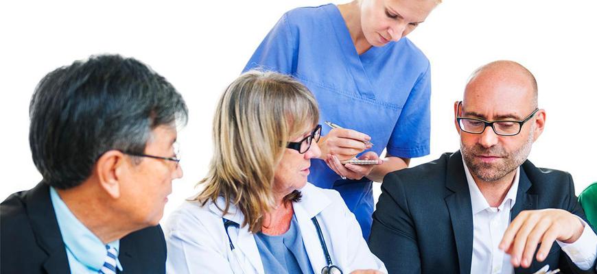 Master gestion clinica direccion medica asistencial